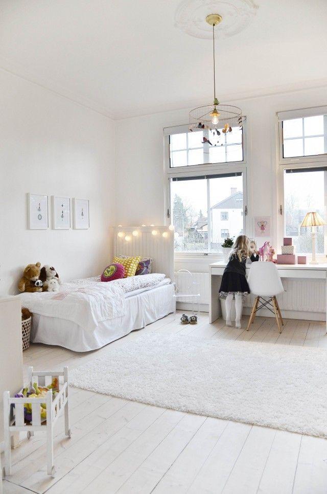 kids scandi bedroom