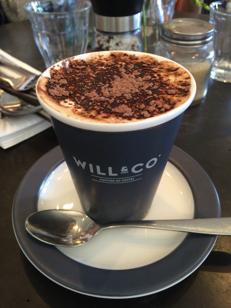 Will & Co Soy Milk Cappuccino