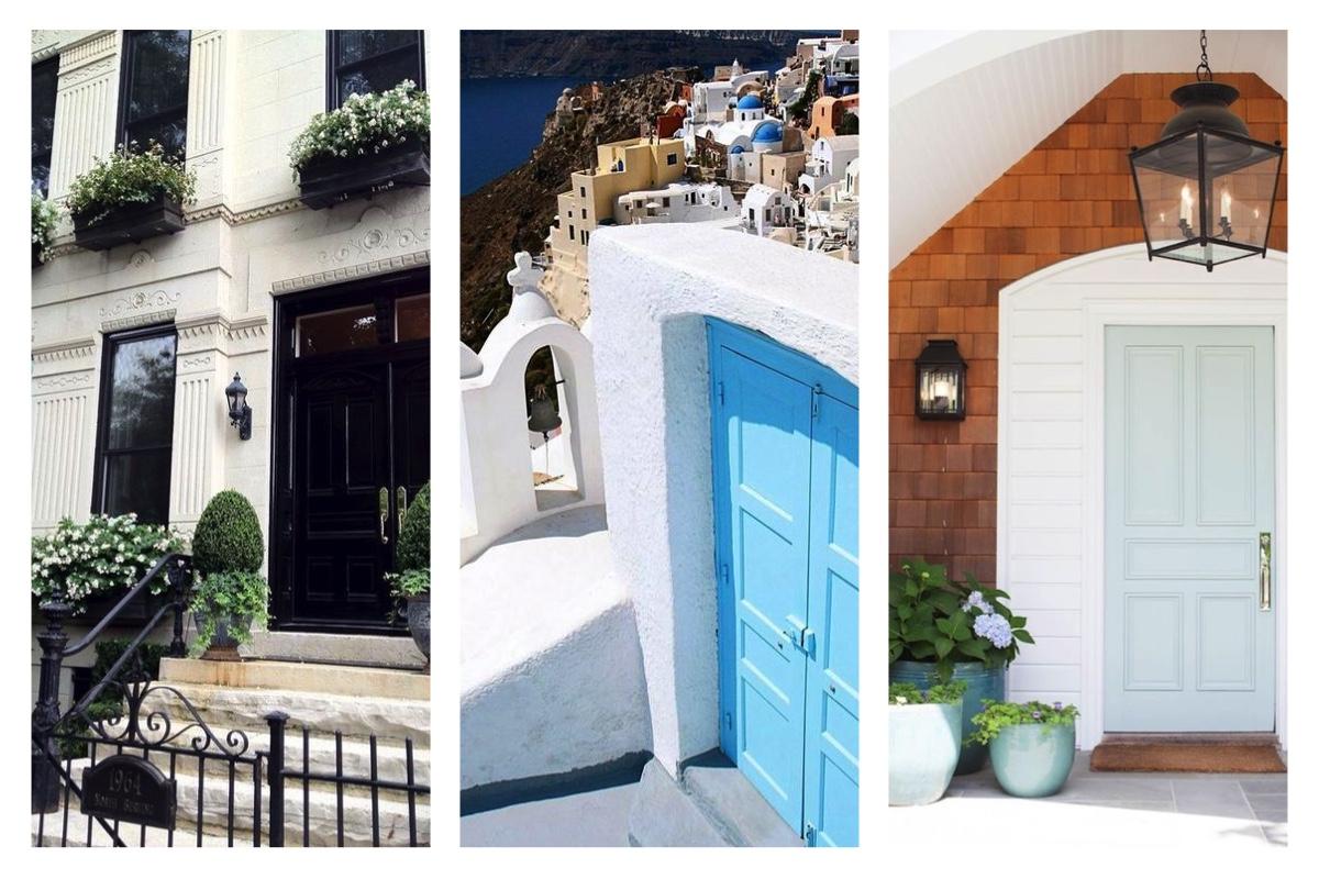 a'door'able doors collage