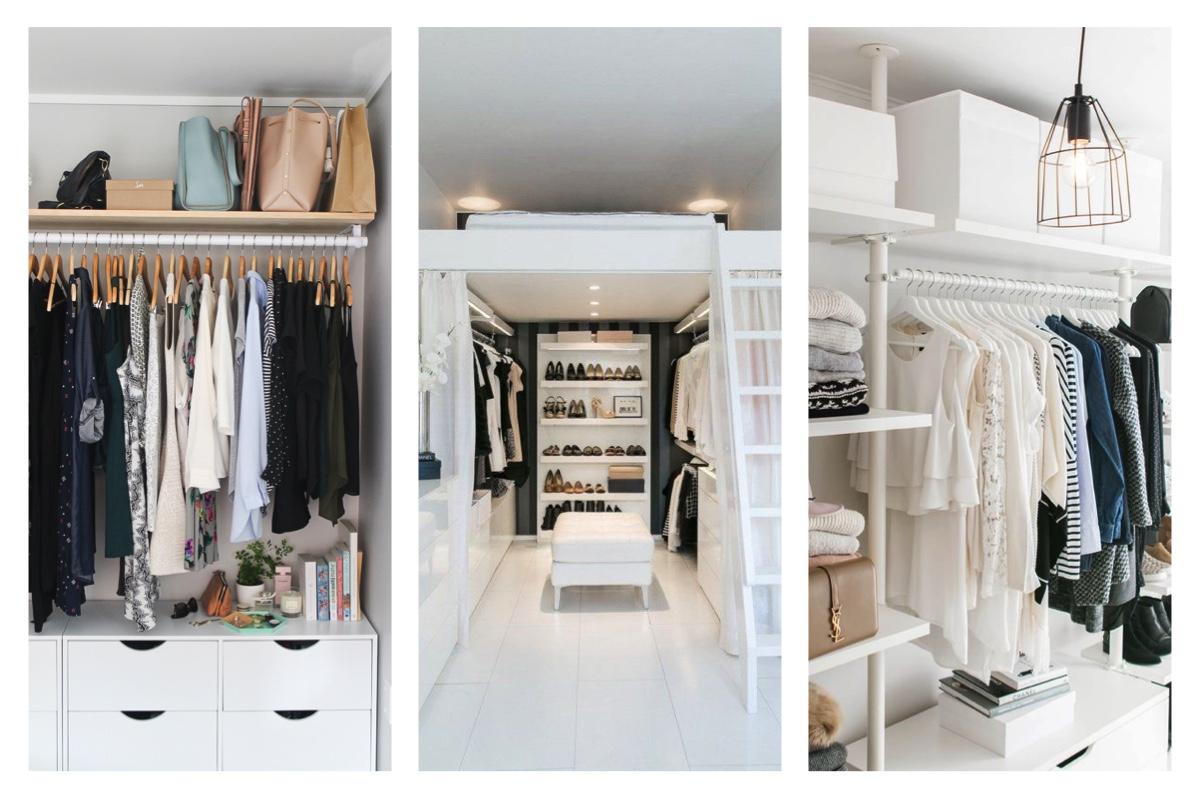 wardrobe collage
